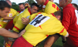Rugby players warned of lasting brain injury risk