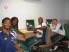 Springbok Sevens team being tested